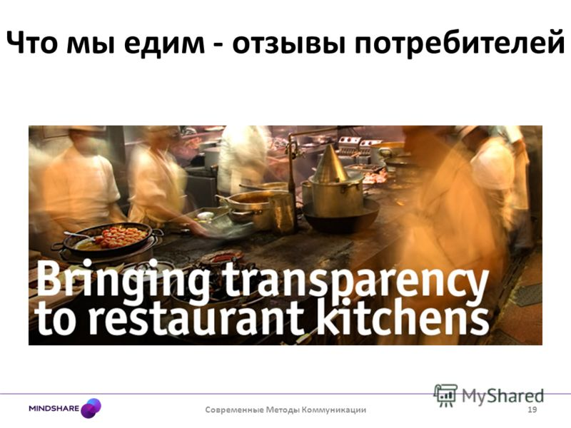 Что мы едим - отзывы потребителей Современные Методы Коммуникации19