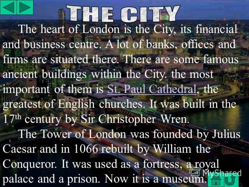 Великобритании Великобритании Лондон – столица Великобритании, её политический, экономический, и коммерческий центр. Это один из самых больших городов мира и самый крупный город в Европе. В нем проживает около восьми миллионов человек.Великобритании