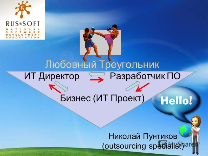 Николай Пунтиков (outsourcing specialist)