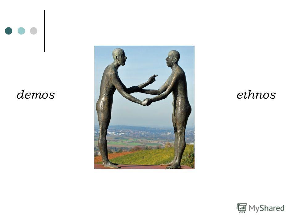 demos ethnos