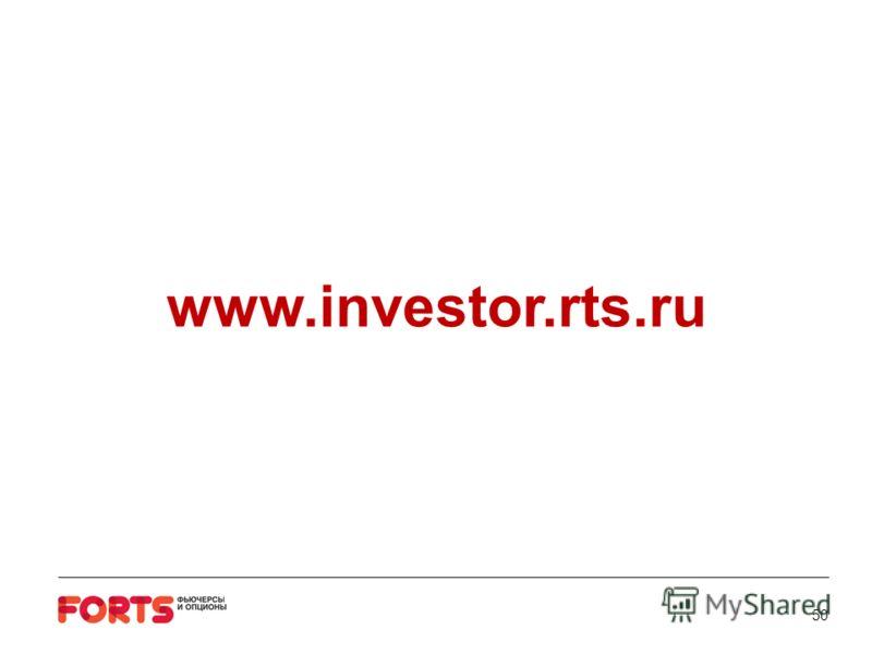 50 www.investor.rts.ru