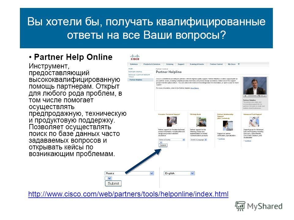 http://www.cisco.com/web/partners/tools/helponline/index.html