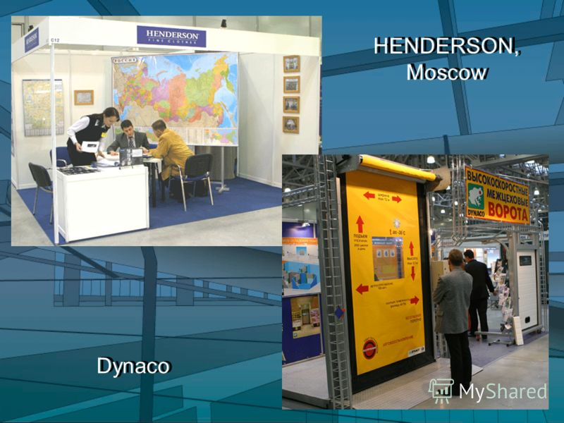 HENDERSON, Moscow Dynaco