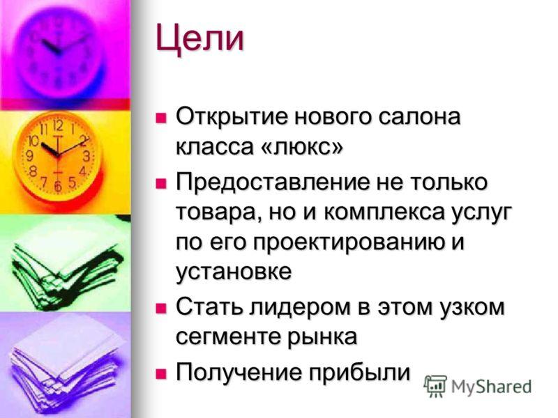 Открытие салона по продаже стеклоблоков Автор : Кривоногов Д.Г.