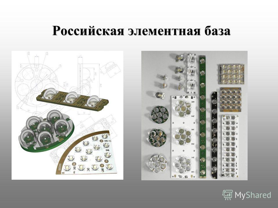 Российская элементная база
