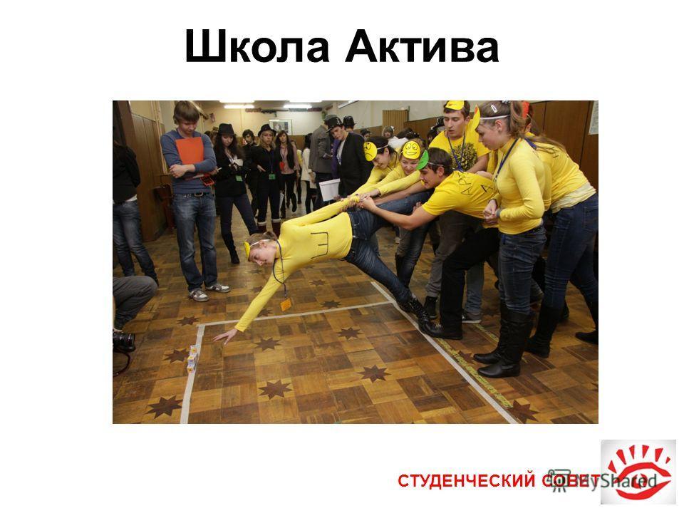 СТУДЕНЧЕСКИЙ СОВЕТ Школа Актива