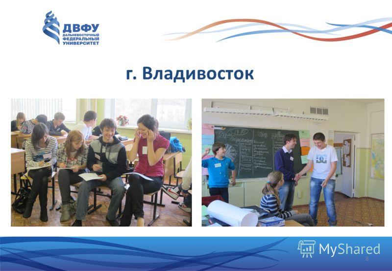8 г. Владивосток