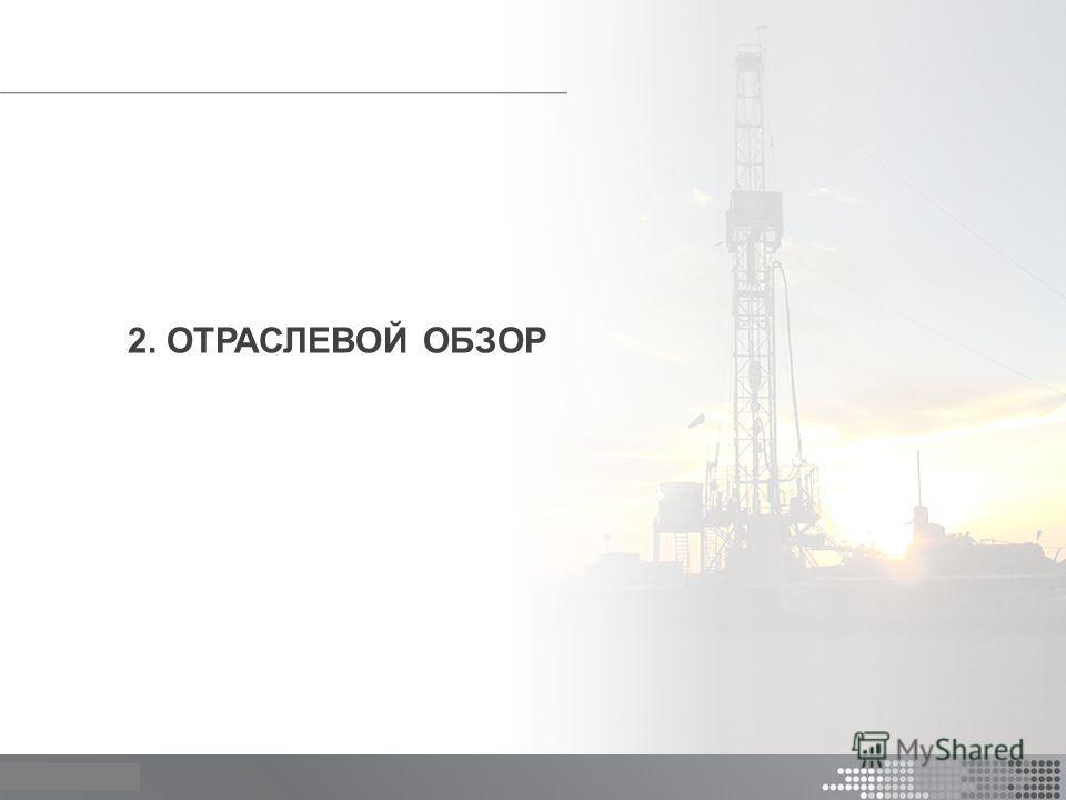© Апрель 2010 2. ОТРАСЛЕВОЙ ОБЗОР
