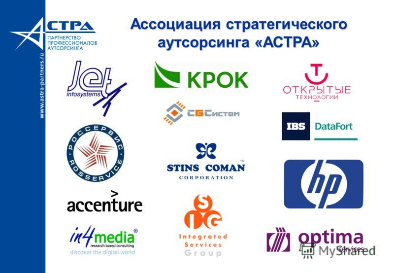 Ассоциация стратегического аутсорсинга «АСТРА»