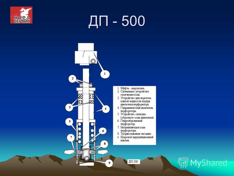 ДП - 500