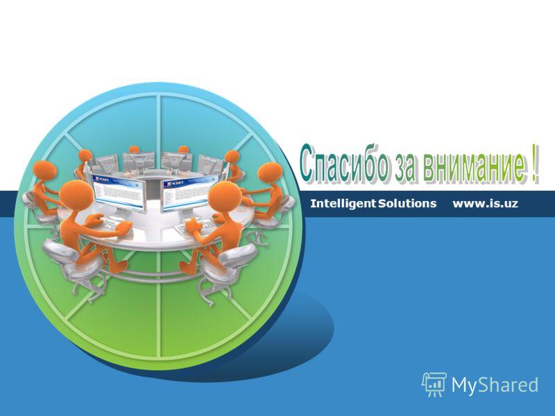 LOGO Intelligent Solutions www.is.uz