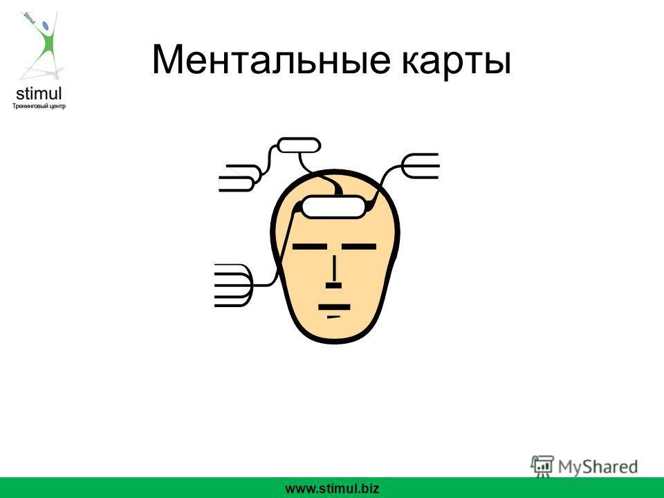Ментальные карты www.stimul.biz
