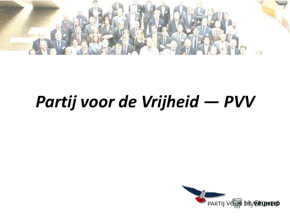 Partij voor de Vrijheid PVV