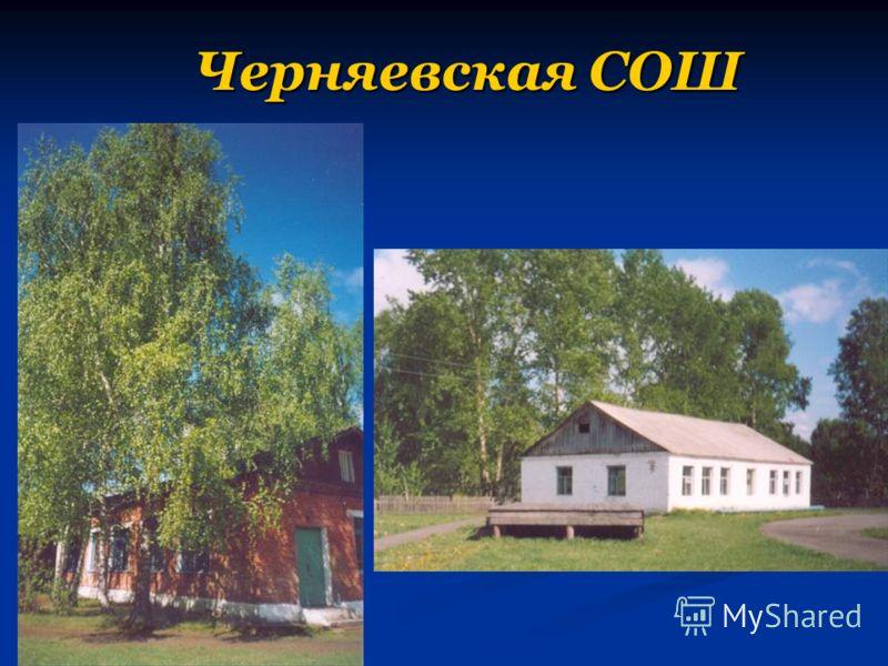 Черняевская СОШ
