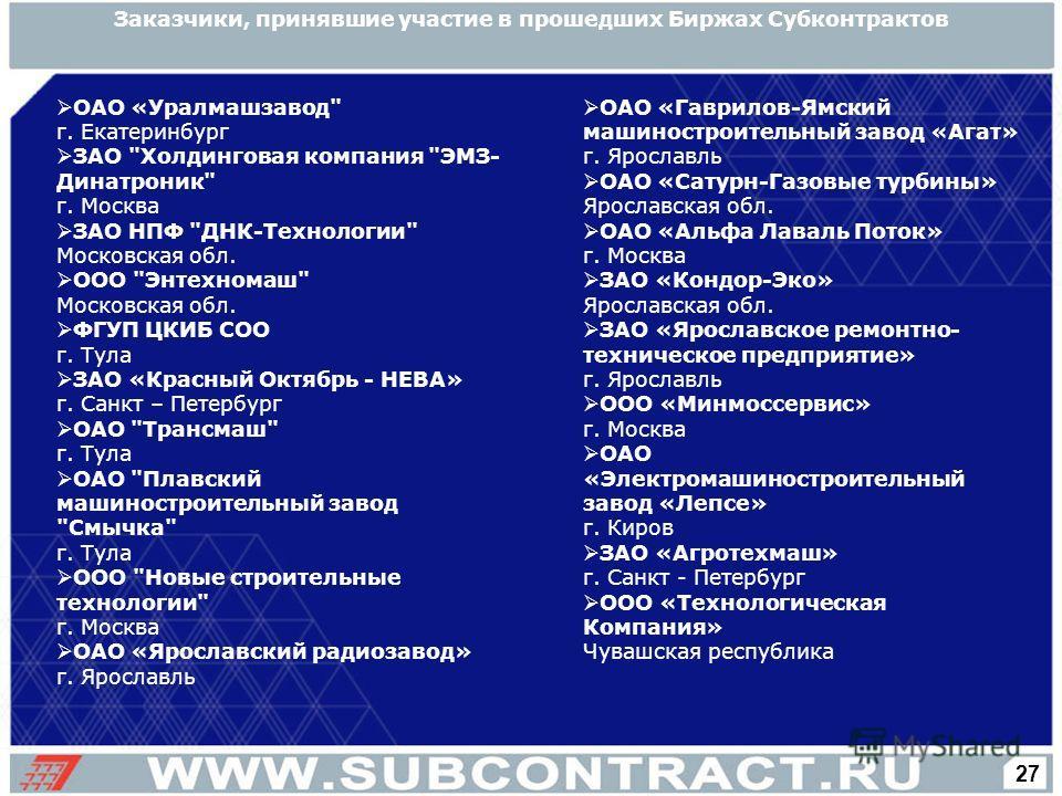 ОАО «Уралмашзавод