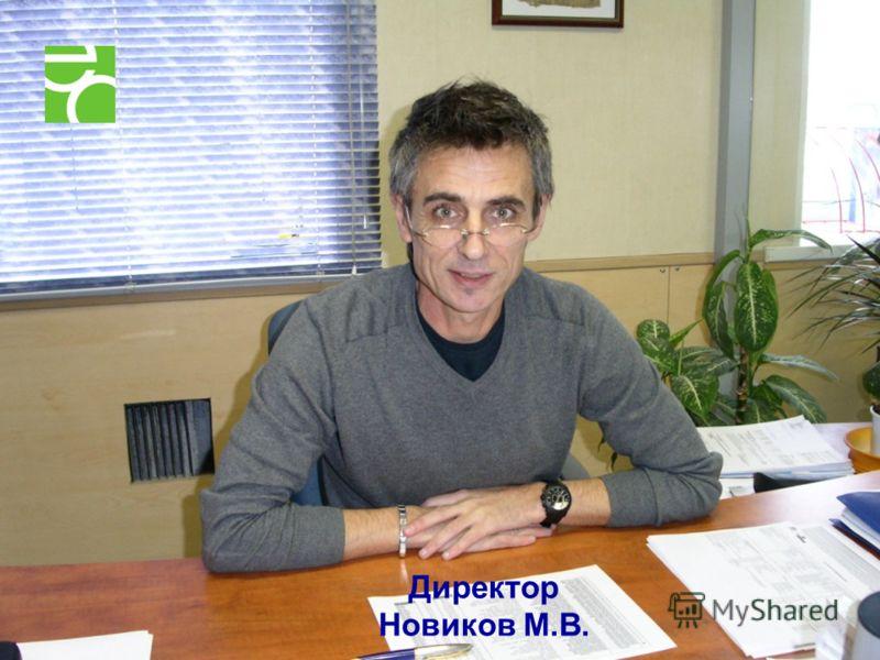 Директор Новиков М.В.