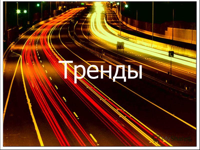 www.myrmex.ru Тренды 16