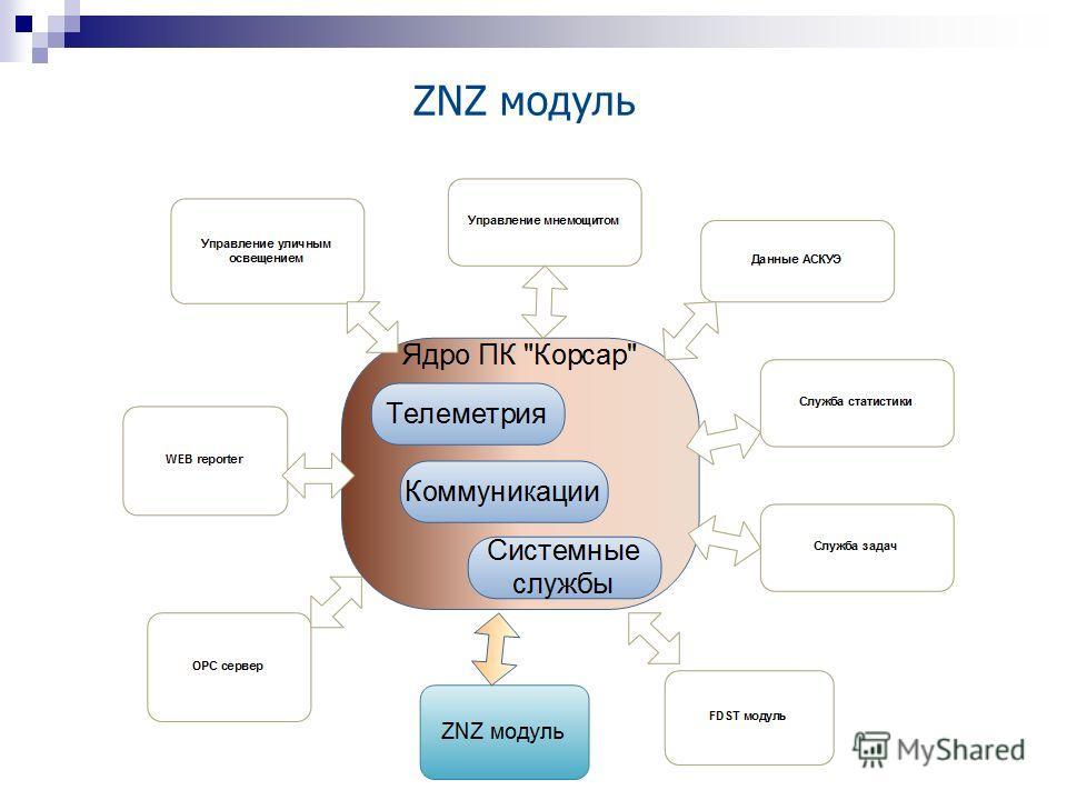 ZNZ модуль