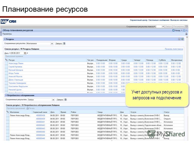 Выбор даты и времени подключения в контакт-центре Учет желаемой даты и времени