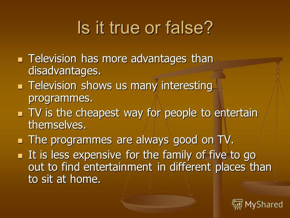 essay on the advantages and disadvantages of television Derby city jazzfest | television advantages and disadvantages essay in english - textiles gcse coursework help.