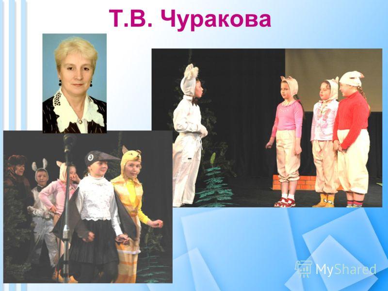 Т.В. Чуракова