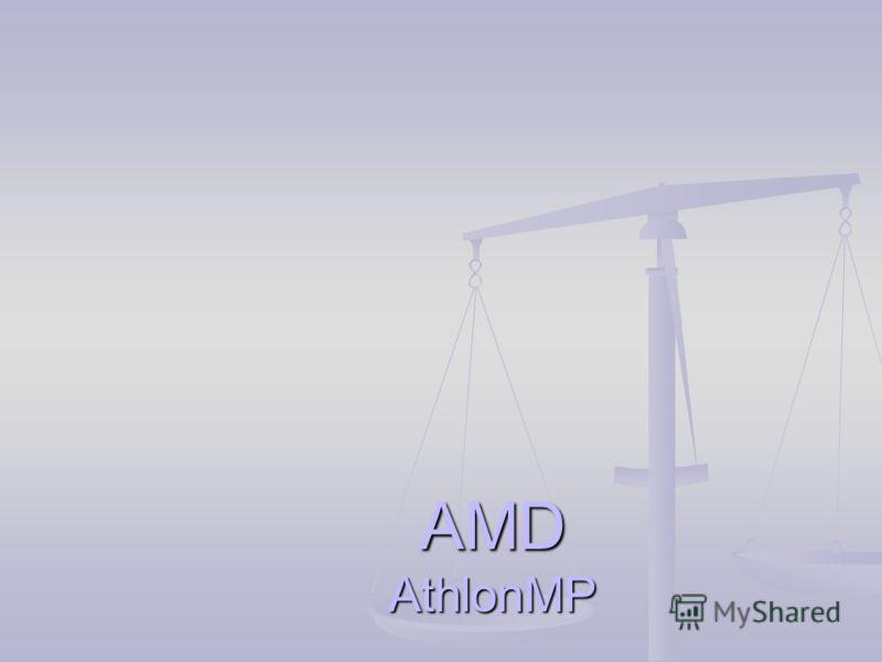 AMD AthlonMP