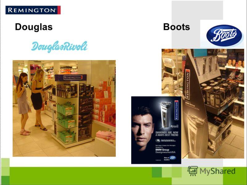 Douglas Boots