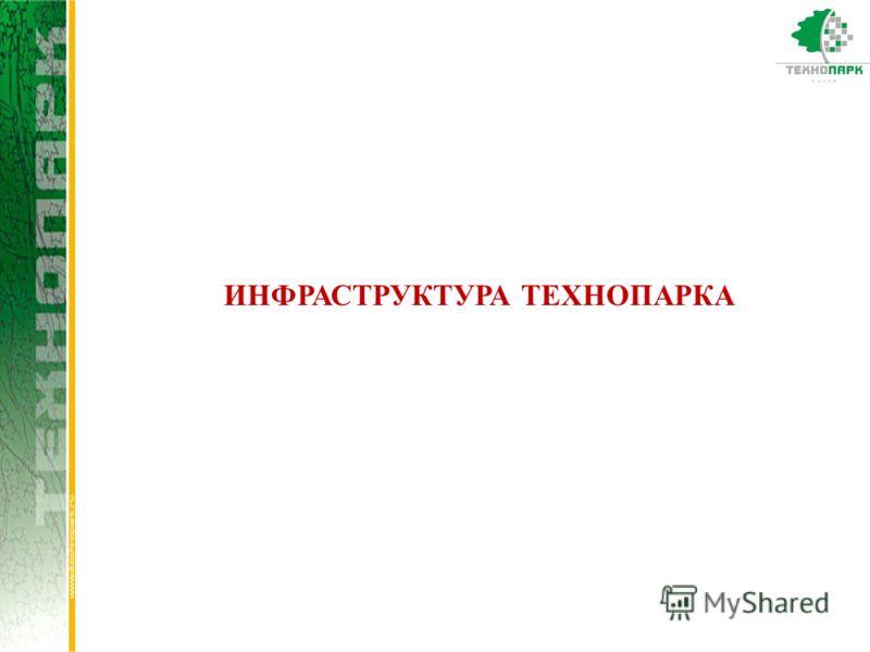 ИНФРАСТРУКТУРА ТЕХНОПАРКА