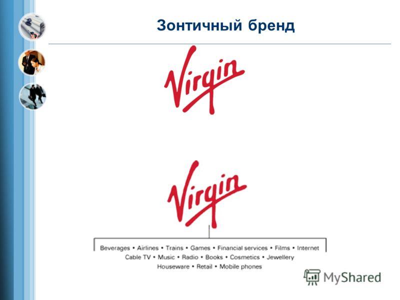 Зонтичный бренд