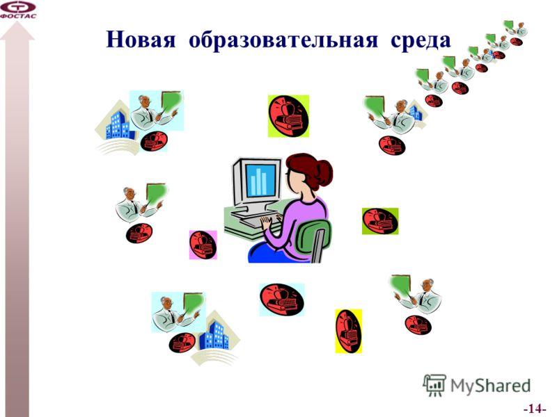 -14- Новая образовательная среда