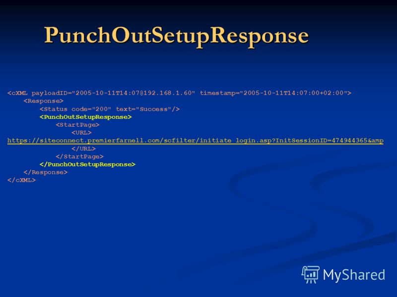 PunchOutSetupResponse https://siteconnect.premierfarnell.com/scfilter/initiate_login.asp?InitSessionID=474944365&amp