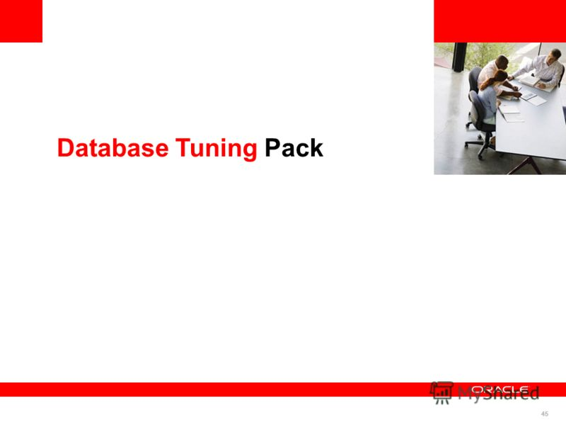 45 Database Tuning Pack