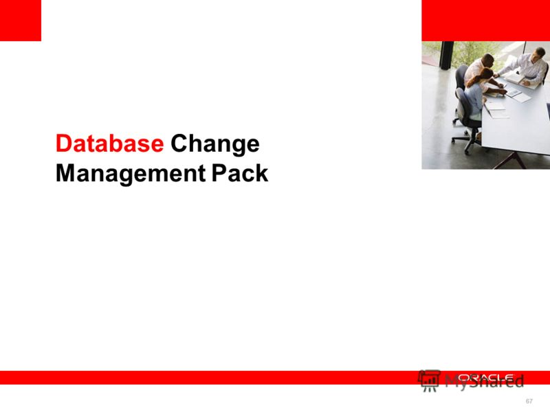 67 Database Change Management Pack