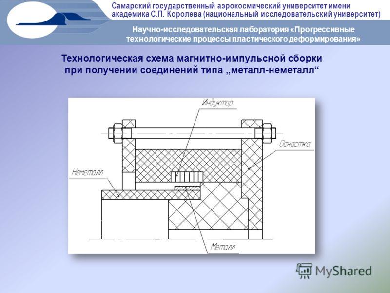 схема магнитно-импульсной