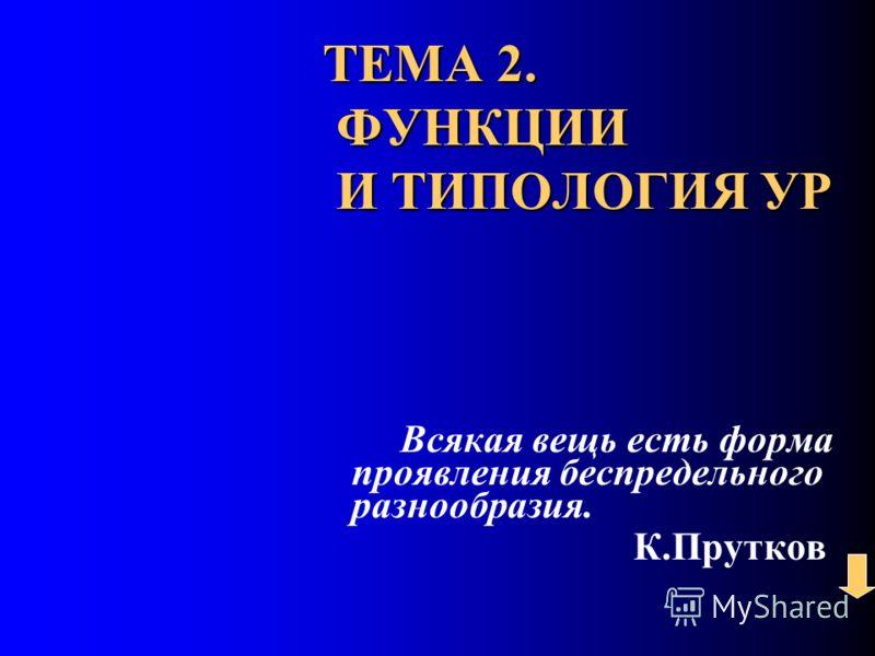 Вопросы для обсуждения: 1. В чем сущность взаимодействия субъекта и объекта УР? 2. Каковы этапы научного метода? 3. Что такое объект УР?