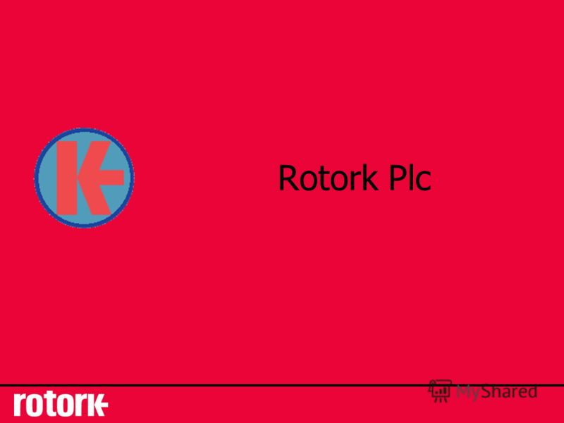 Rotork Plc