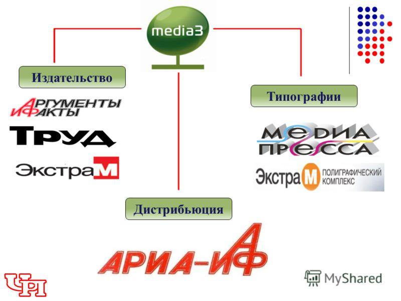 Издательство Типографии Дистрибьюция