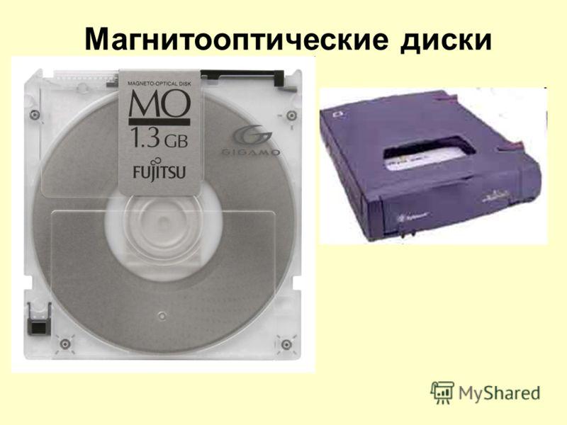 Магнитооптические диски