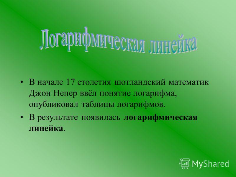 Одним из первых устройств (5-6 век до н.э. Греция), облегчавших вычисления, можно считать специальное приспособление, названное впоследствии Абаком. В Древней Руси при счёте применялось устройство, похожее на абак, и называлось оно «русский щот». В 1