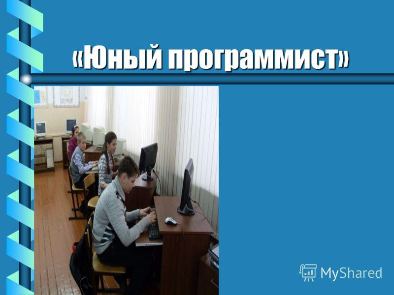 «Юный программист»