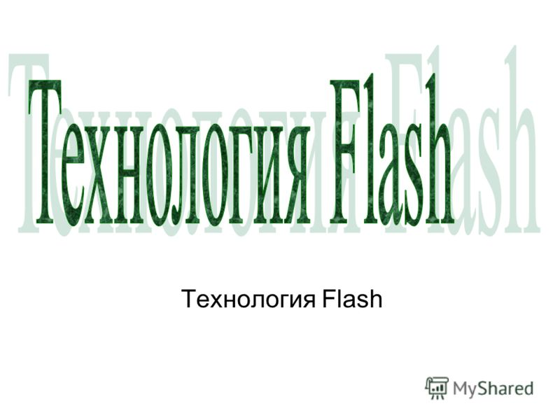 Технология Flash