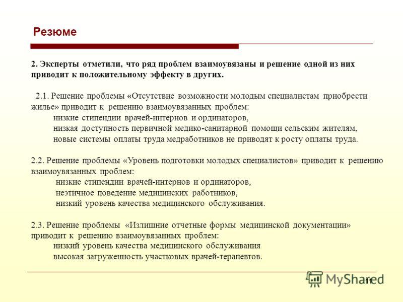 резюме врача-интерна образец - фото 3