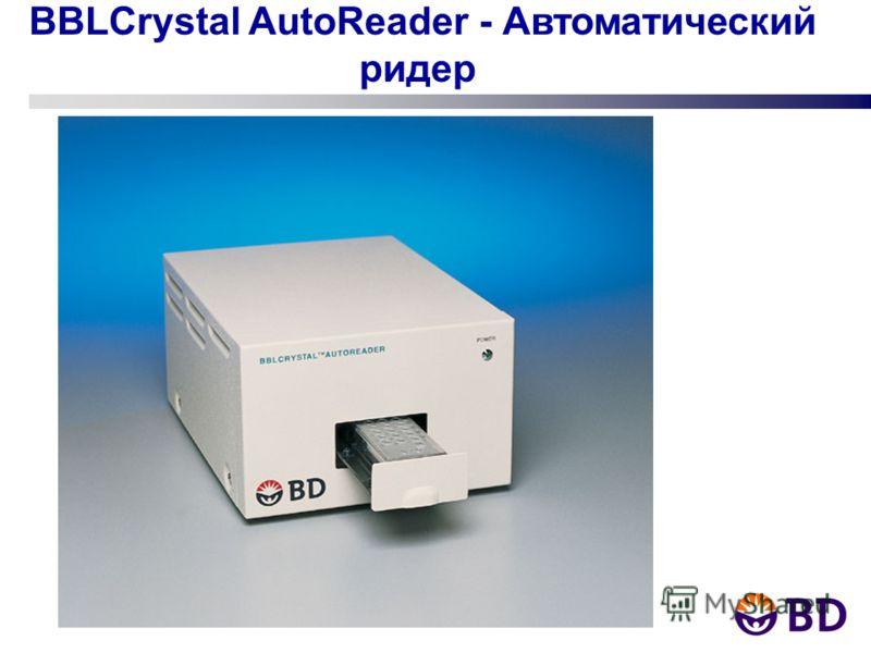 BBLCrystal AutoReader - Автоматический ридер