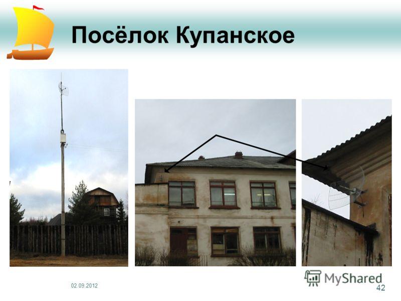 02.09.2012 42 Посёлок Купанское
