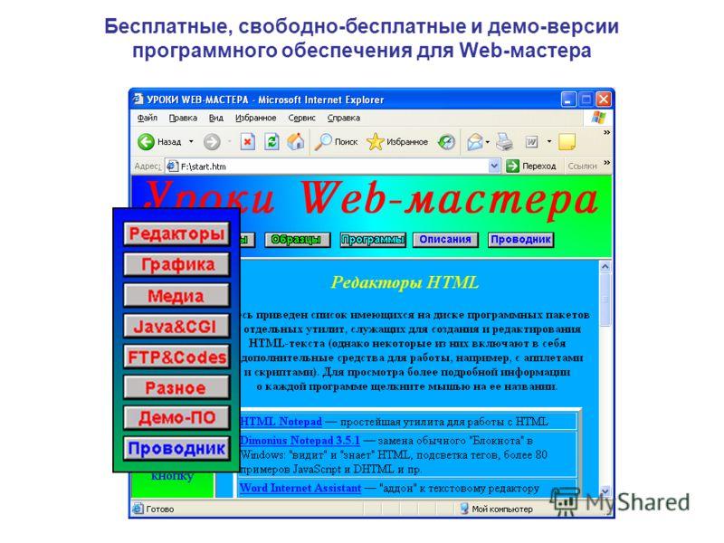 Образцы дизайна сайтов и примеры графических элементов
