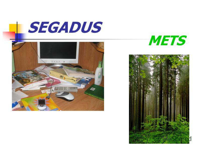 SEGADUS METS