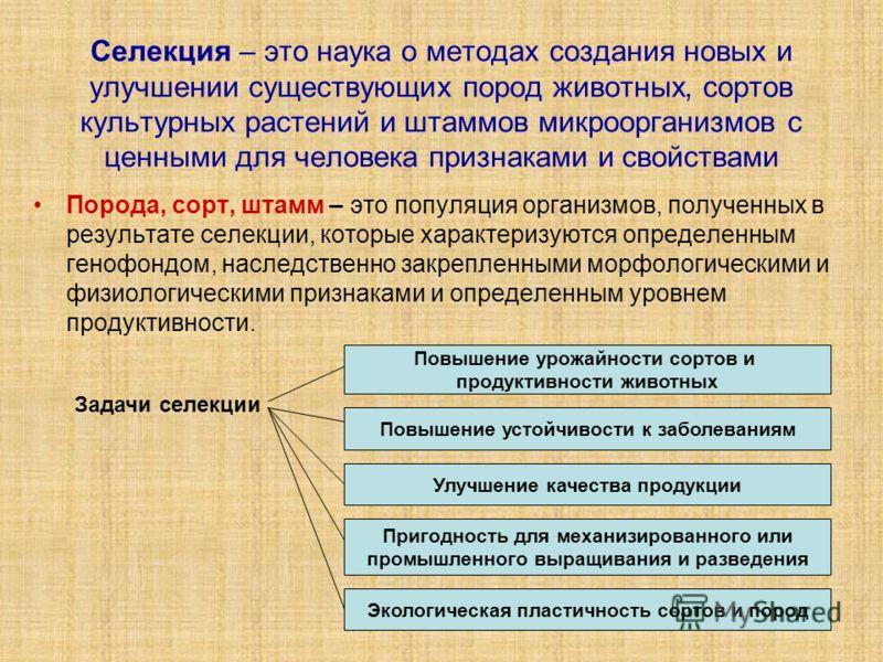 Селекция Википедия