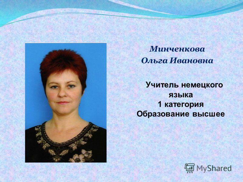 Учитель математики Образование высшее Будникова Наталья Алексеевна