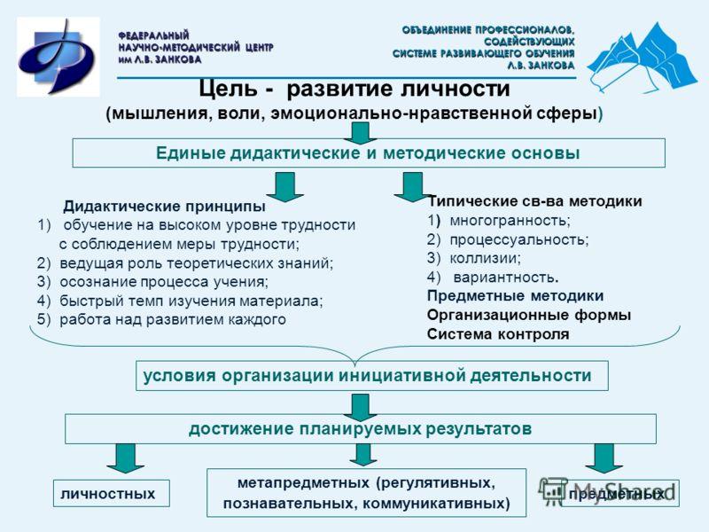 РАЗВИВАЮЩЕГО ОБУЧЕНИЯ Л.В.