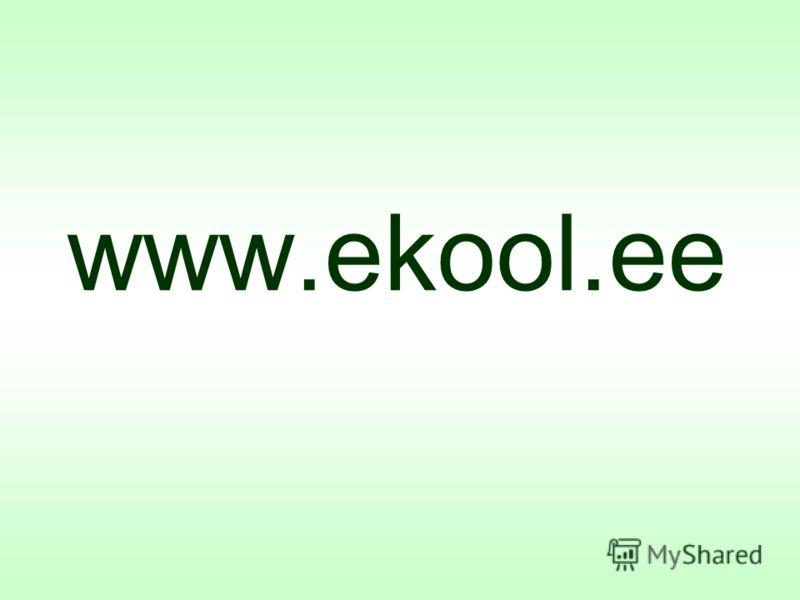 www.ekool.ee
